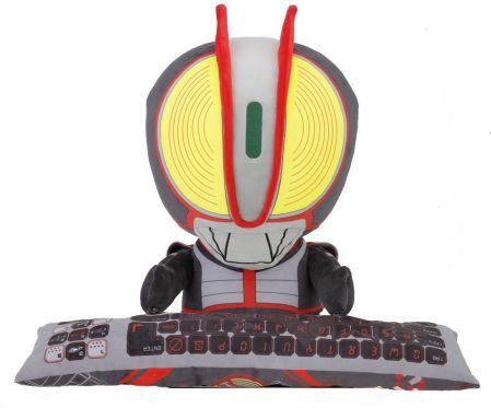 仮面ライダー555 PCクッションの画像2