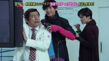 仮面ライダーエグゼイド 第34話「果たされしrebirth!」