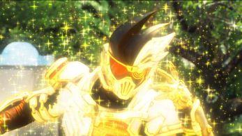 仮面ライダーエグゼイド 第36話で新檀黎斗がハイパームテキに!でもゲーム解説したせいで無敵時間が切れる!