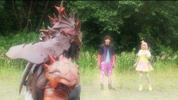 『仮面ライダーエグゼイド』孤高の龍戦士・グラファイトの生き様を見届けた!