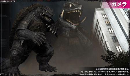 PS4『巨影都市』早期購入特典付で予約開始!ウルトラマン・ゴジラ・ガメラ・ヱヴァ・パトレイバーが登場!10月19日発売