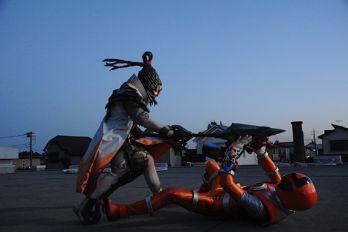宇宙戦隊キュウレンジャー第21話