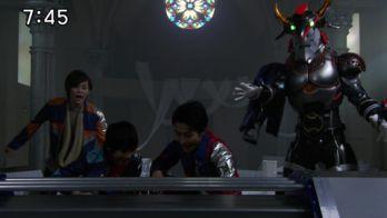 宇宙戦隊キュウレンジャー Space.21「さらばスコルピオ!アルゴ船、復活の時!」