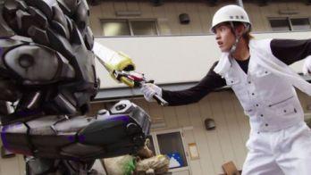 仮面ライダービルド 第8話「メモリーが語りはじめる」