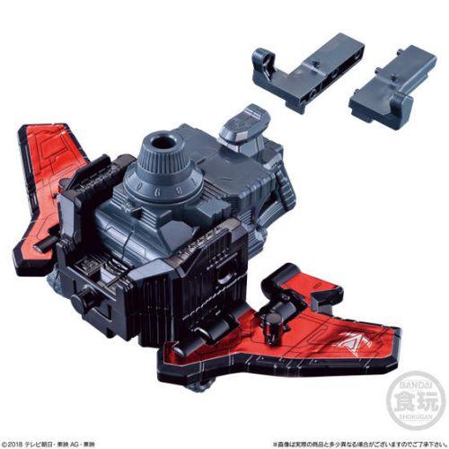 ミニプラ VSビークル合体シリーズ02 パトカイザー