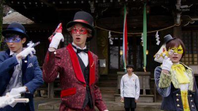 『ルパンレンジャーVSパトレンジャー』第12話「魔法の腕輪」