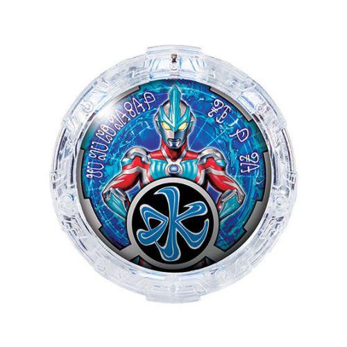 ウルトラマンR/B「ガシャポン ルーブクリスタル01」ギンガクリスタル