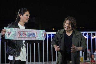 『仮面ライダービルド』第46話「誓いのビー・ザ・ワン」の場面カット新画像