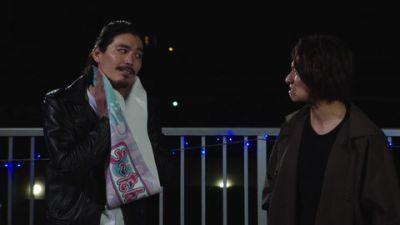 『仮面ライダービルド』第46話 マフラータオル「うーたん」「うーたん&ひげたん」