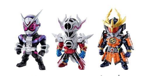 仮面ライダージオウが「CONVERGE KAMEN RIDER 12」に収録!エボル、鎧武カチドキ、ファイズブラスター、デルタ、V3