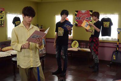 『仮面ライダージオウ』第2.5話「世界のルール」