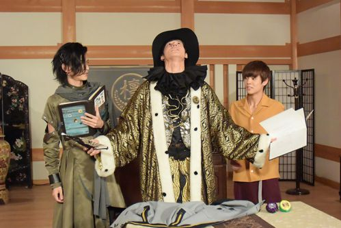 『仮面ライダージオウ』第9.5話「王と神とオトナ」