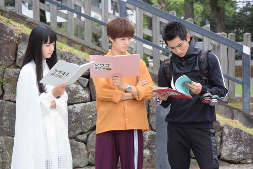 『仮面ライダージオウ』10.5話「モーリ対シモヤマ」
