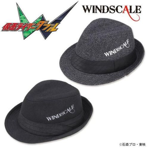 仮面ライダーW WIND SCALE ハット WINTER COLLECTION