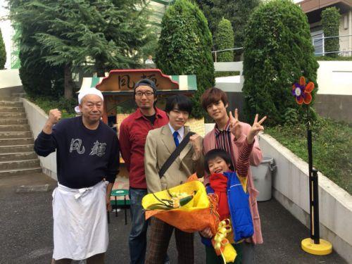 『平成ジェネレーションズFOREVER』に『仮面ライダーW』の風麺の屋台とマスターが登場