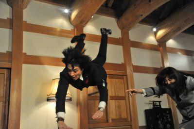 『仮面ライダージオウ』第10話「タカとトラとバッタ2010」の場面カット新画像