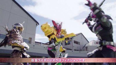 『仮面ライダージオウ』第11話「ジオウ・オン・パレード2018」あらすじ&予告