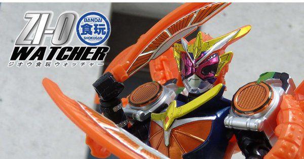 「装動 仮面ライダージオウ RIDE5」に仮面ライダージオウ 鎧武アーマーがラインナップ!