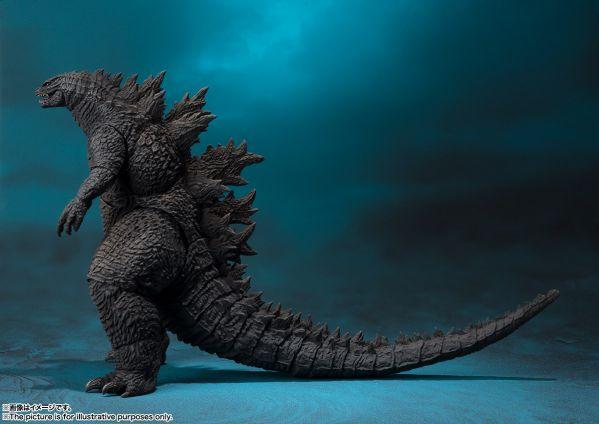 S.H.MonsterArts ゴジラ(2019)