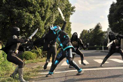 『仮面ライダージオウ』第14話「GO!GO!ゴースト2015」の場面カット新画像