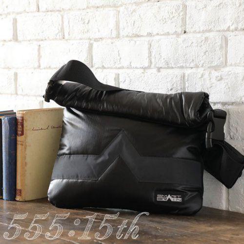 仮面ライダー555×C&C SMART BRAIN ロールアップショルダーバッグ(小)ブラック