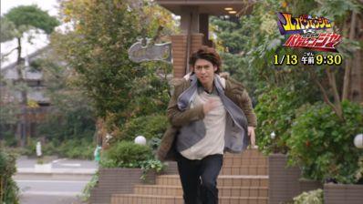 『ルパンレンジャーVSパトレンジャー』第47話「今の僕にできること」あらすじ&予告