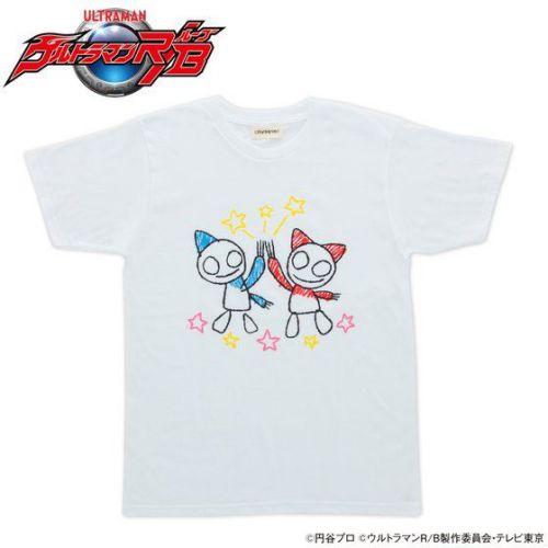 ウルトラマンR/B  UshioMinatoセレクトTシャツ アサヒデザイン Tシャツ