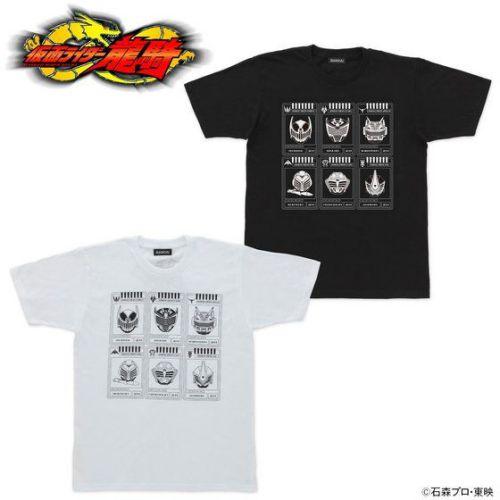 仮面ライダー龍騎 キャラクターTシャツ