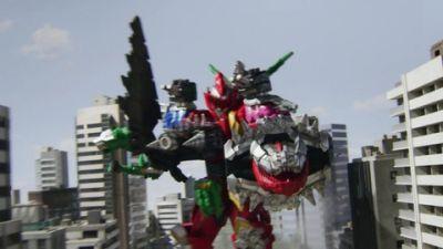 『騎士竜戦隊リュウソウジャー』第6話「逆襲!! タンクジョウ」