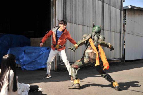 『仮面ライダージオウ』第31話「2001:めざめろ、そのアギト!」の場面カット新画像