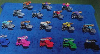 『騎士竜戦隊リュウソウジャー』技のリュウソウルは全部で24種類!効力とおもちゃの入手方法まとめ