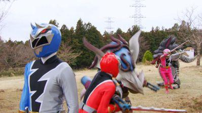 『騎士竜戦隊リュウソウジャー』第9話「怪しい宝箱」