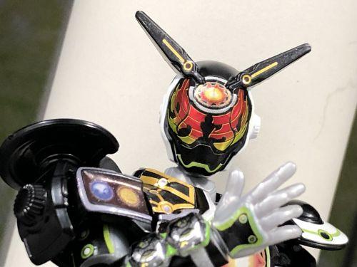 「装動 仮面ライダージオウ RIDE10」に、仮面ライダーウォズギンガファイナリーがラインナップ