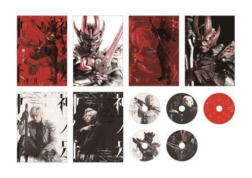 7月3日発売『神ノ牙-JINGA-』Blu-ray・DVD BOXの詳細
