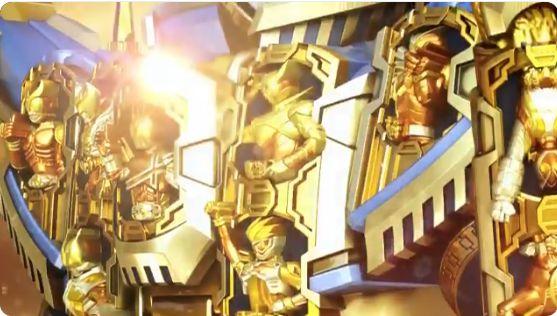 仮面ライダージオウ「DXグランドジオウライドウォッチ」のCM