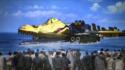 『騎士竜戦隊リュウソウジャー』第15話「深海の王」