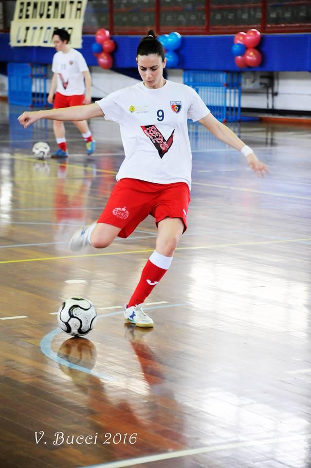 Futsal Mercato, Arianna Valluzzi