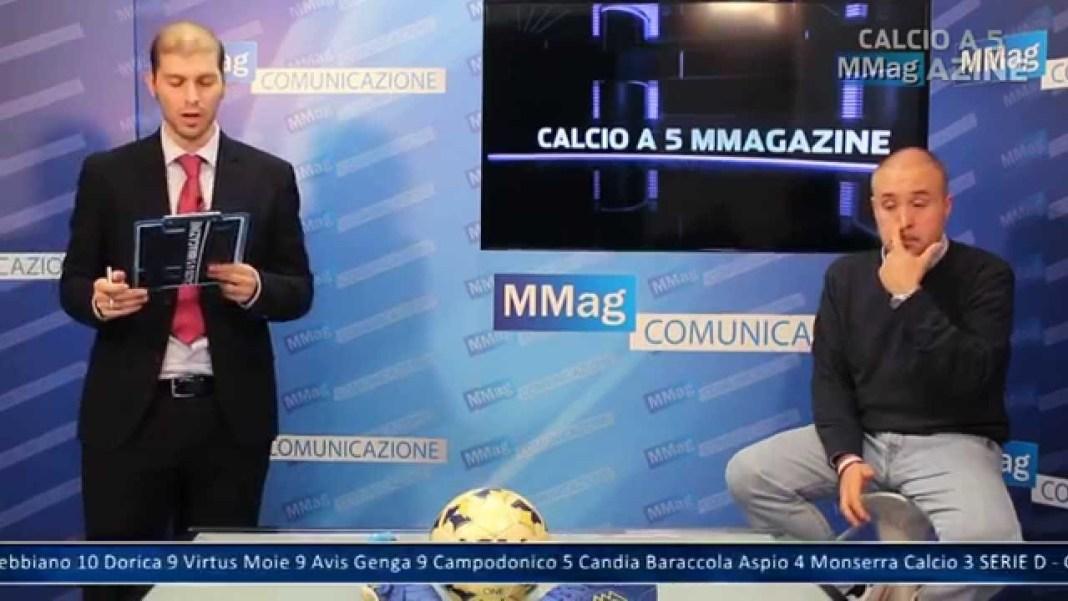 Futsal Mercato, Francesco Battistini confermato allenatore del Falconara