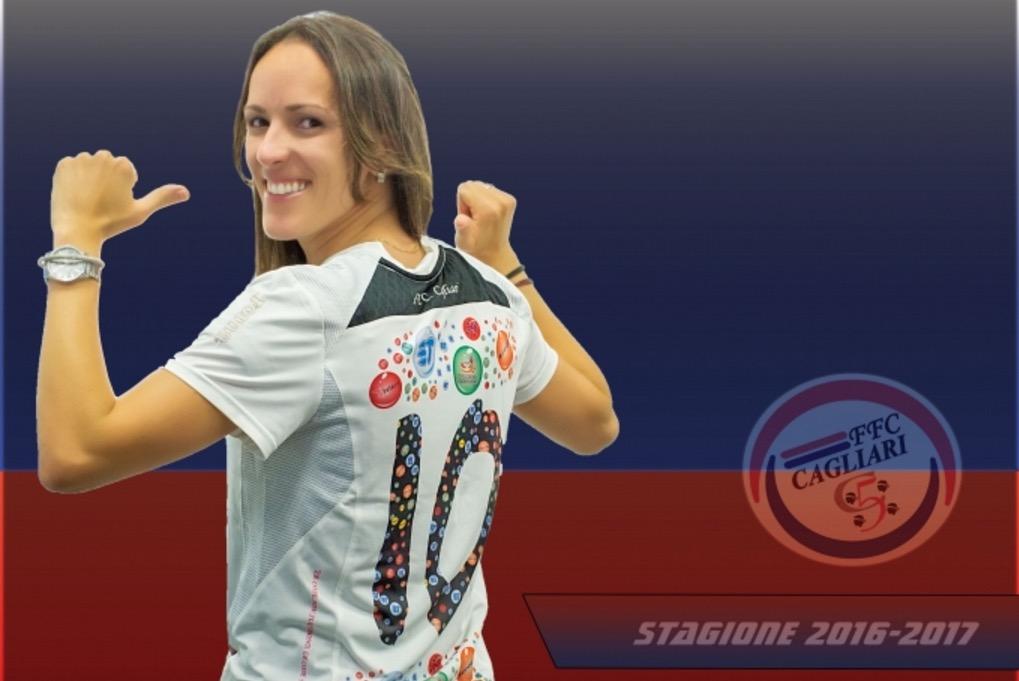 Gaby Macedo al Futsal Femminile Cagliari: ora è ufficiale
