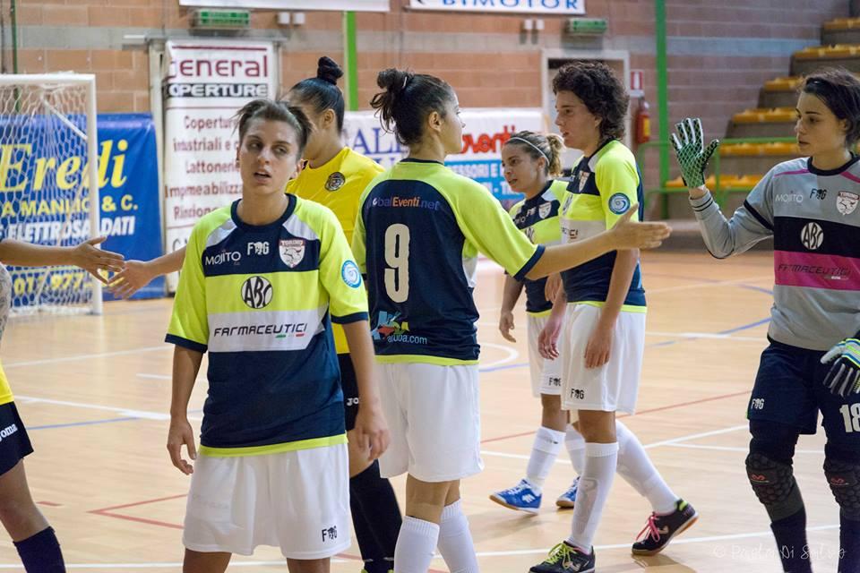 Torino Futsal, si riparte da Jessica Ferri. Dubbio Federica Melis