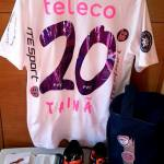 Tainã Santos, estate da top: torcia olimpica, Falcao, Ricardinho e Lucileia..._7