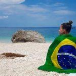 Tainã Santos, estate da top: torcia olimpica, Falcao, Ricardinho e Lucileia..._9
