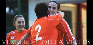Laura Verrelli, un bomber per la Virtus Ciampino di Calabria