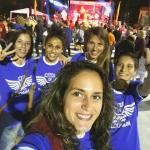 Città di Falconara, è 'selfie mania': gruppo già super unito