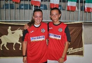 Real Grisignano sorride con Mariapia Passeggio e Lisa Semolini