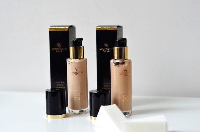 Oriflame Giordani gold review