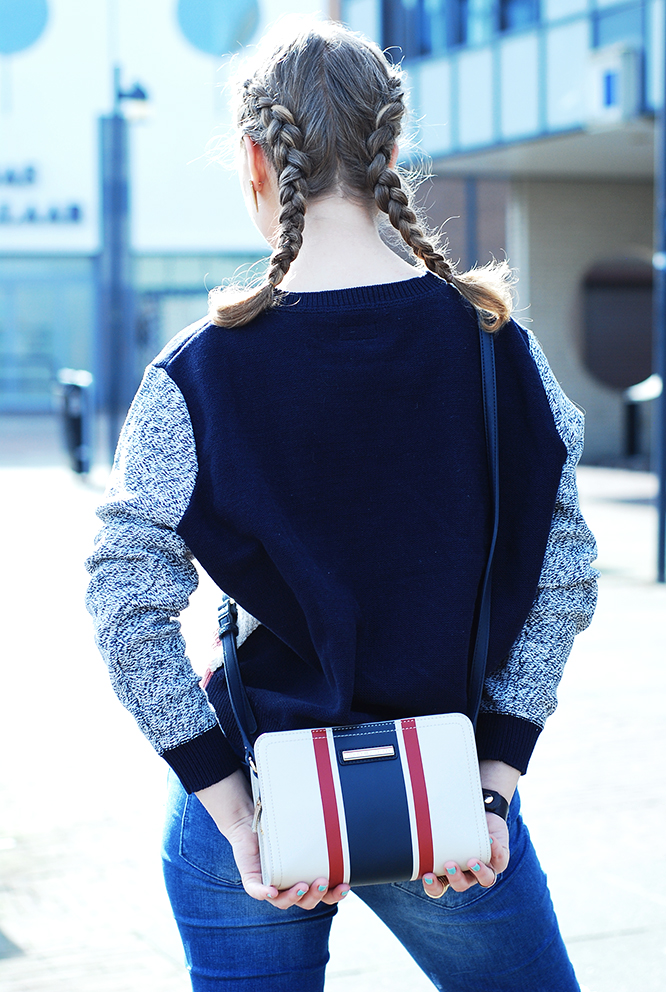 TOMMY HILFIGER CROSSOVER BAG