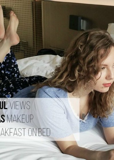 Beautiful views | Ellis Faas Makeup | Delicious breakfast on Bed