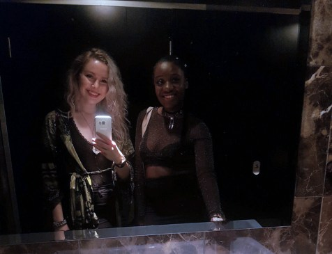 girls night out in amsterdam