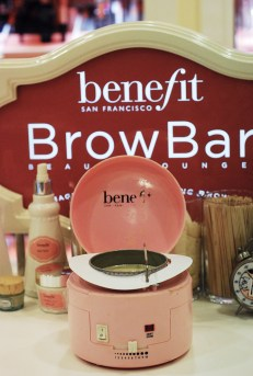 Benefits Brow Bar for gorgeous #Benebrows